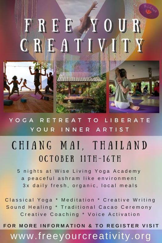 Creativity & Yoga